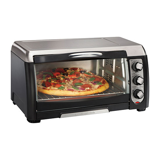 Hamilton Beach 6-Slice Convection Toaster Oven