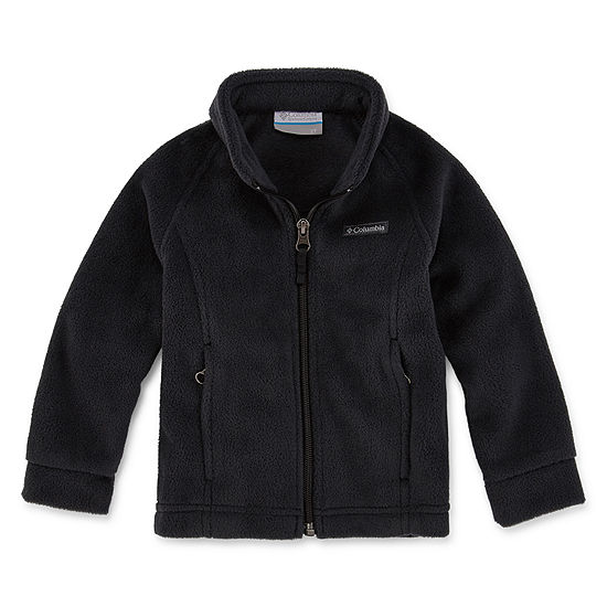 Columbia Girls Fleece Midweight Jacket-Toddler