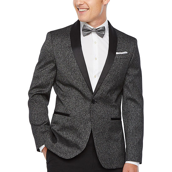 JF J.Ferrar Evening Edition Mens Slim Fit Sport Coat