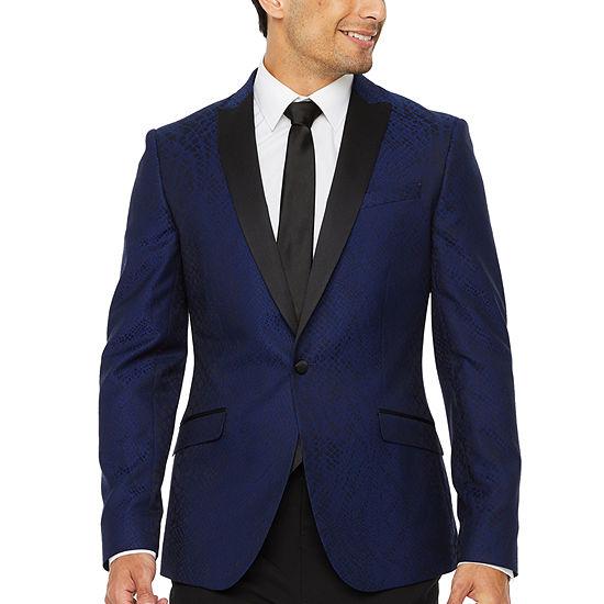 JF J.Ferrar Evening Edition Mens Super Slim Fit Sport Coat