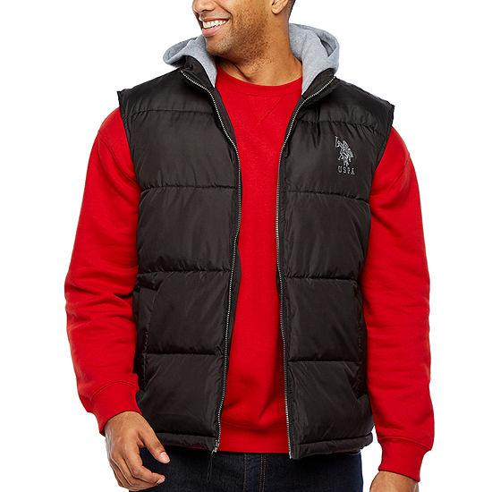 U.S. Polo Assn. Fleece Vest Big and Tall