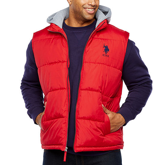 U.S. Polo Assn. Fleece Vest Big and Tall