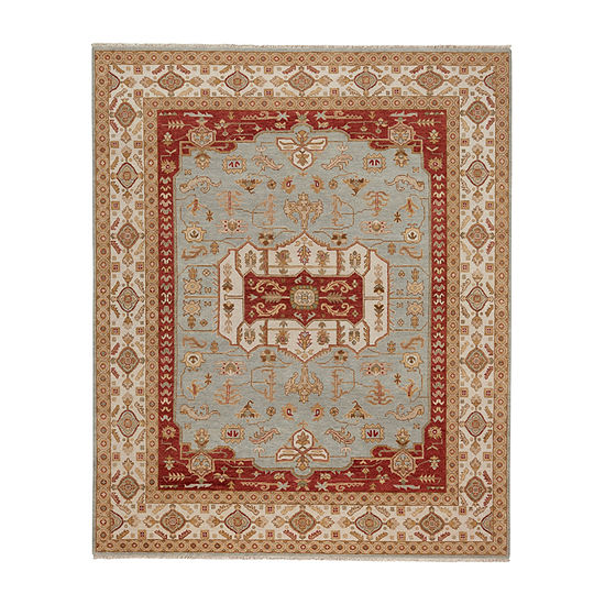 Capel Inc. Biltmore Plantation-Voyage Hand Knotted Rectangular Indoor Rugs