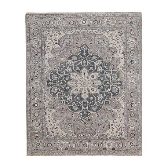 Capel Inc. Biltmore Plantation-Sirocco Hand Knotted Rectangular Indoor Rugs