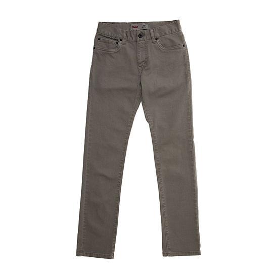 Levi's Big Boys 510 Stretch Skinny Fit Jean