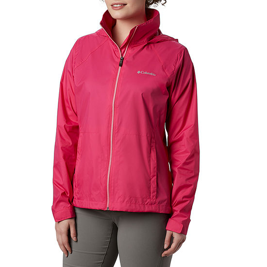 Columbia Sportswear Co. Switchback Water Resistant Lightweight Raincoat