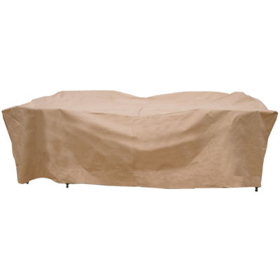 SURE FIT® Deluxe Rectangular Table and Chair Set Cover