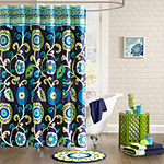 Ideology Darima Vine Shower Curtain