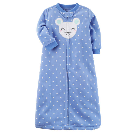Carter's Girls Long Sleeve Baby Sleeping Bags