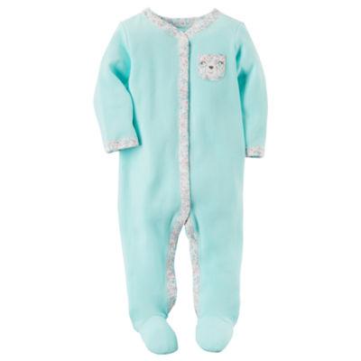 Carter's Sleep and Play - Baby Girl