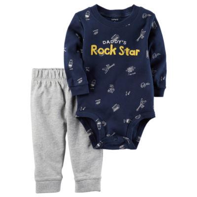 Carter's 2-pc. Bodysuit Set-Baby Boys