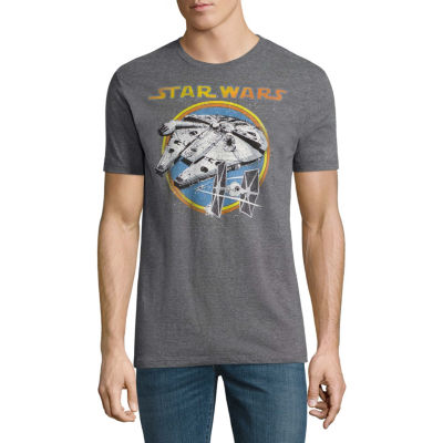 Star Wars Battleship Graphic Tee