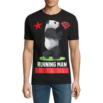 Novelty Season Short Sleeve Pop Culture Graphic T-Shirt