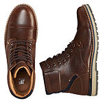 JF J.Ferrar Mens Dalton Lace Up Boots