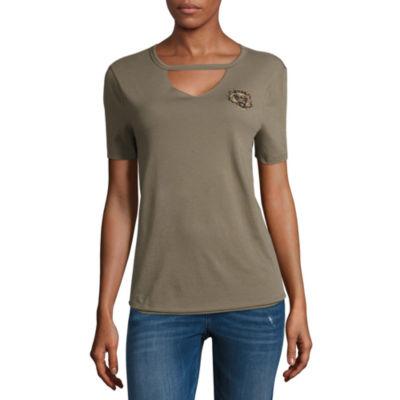 """Arizona """"Roar"""" Graphic T-Shirt- Juniors"""
