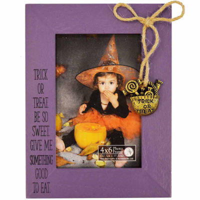 New View Trick Or Treat Be So Sweet 1-Opening Tabletop Frame