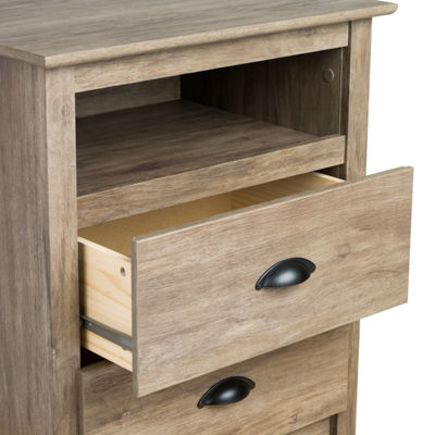 Prepac Salt Spring Tall Night Stand