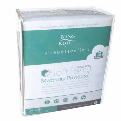 Terry Waterproof Mattress Protector