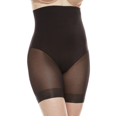 Underscore Innovative Edge® Sheer High-Waist Thigh Slimmers - 129-3535