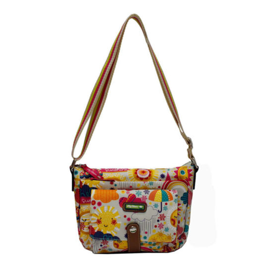 Lily Bloom Cristina Crossbody Bag