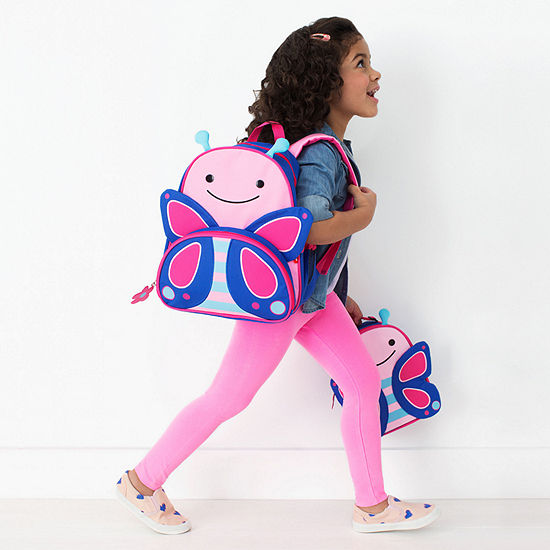 Skip Hop Butterfly Animal Backpack