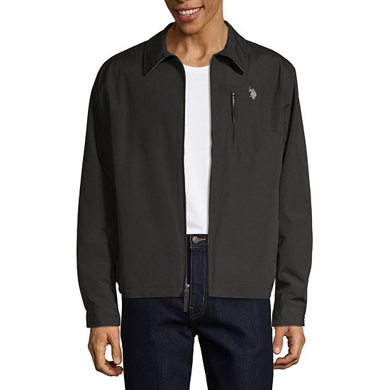 Us Polo Assn. Microfiber Midweight Softshell Jacket
