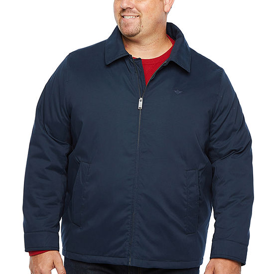 Dockers Microfiber Midweight Bomber Jacket Big and Tall