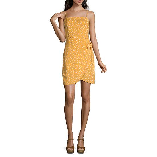 Society And Stitch Sleeveless Party Dress-Juniors