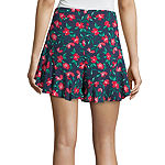Society And Stitch Midi Short-Juniors