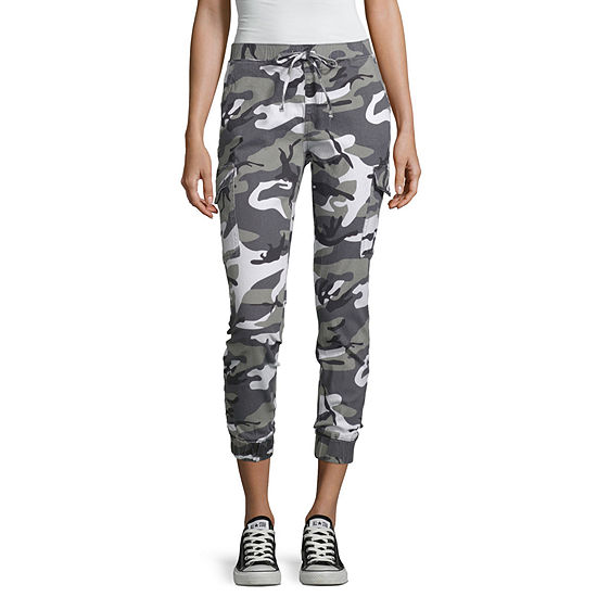 Almost Famous Womens Jogger Pant-Juniors