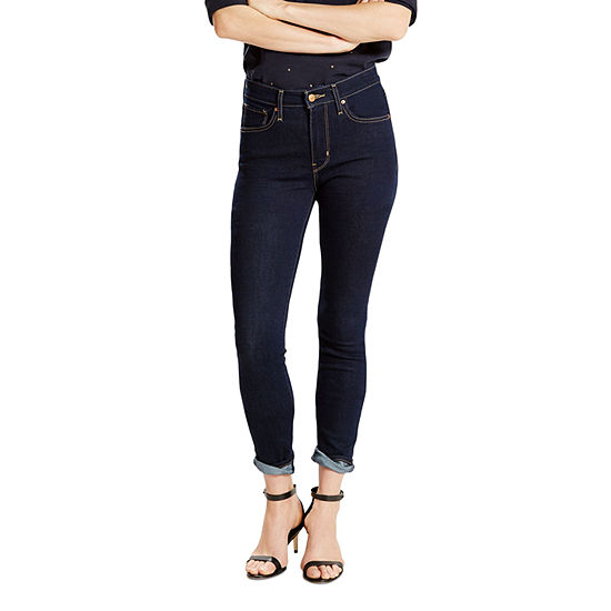 20b77e46843 Levis 721 High Rise Skinny Jeans JCPenney
