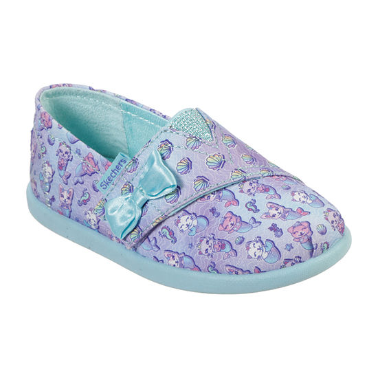 Skechers Toddler Girls Solestice 2.0 Closed Toe Slip-On Shoe
