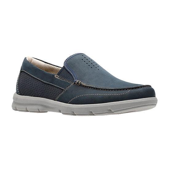 Clarks Mens Jarwin Race Boat Shoes