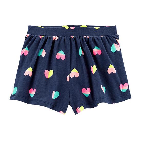 Carter's Girls Pull-On Short Toddler