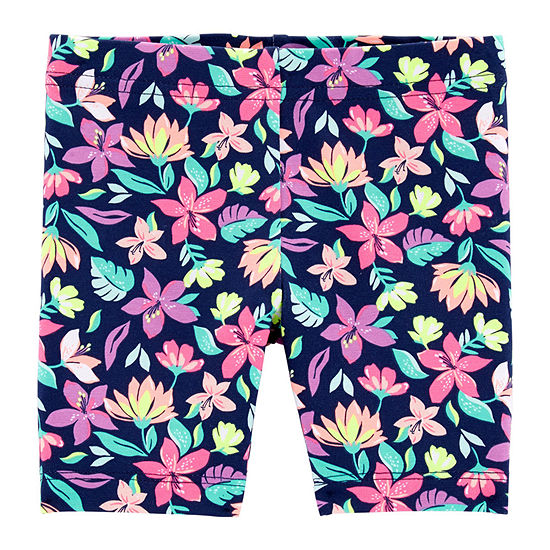Carter's Girls Bike Short - Toddler