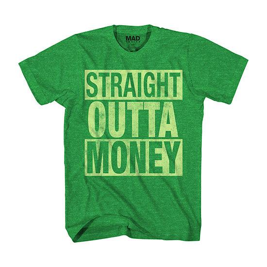 Mens Humor Graphic T Shirt