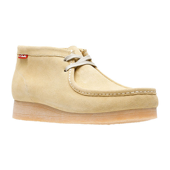 Clarks Mens Stinson Hi Chukka Boots
