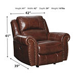 Signature Design by Ashley® Bingen Roll-Arm Recliner