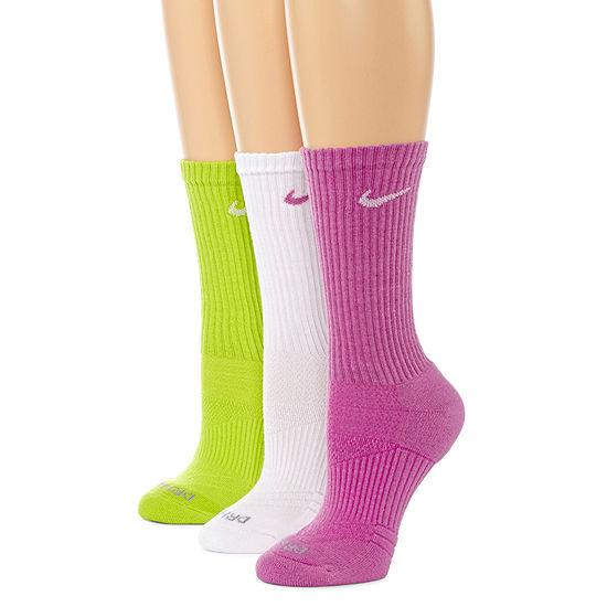 9edb61d3e Nike 3Pk Dri Fit Crew
