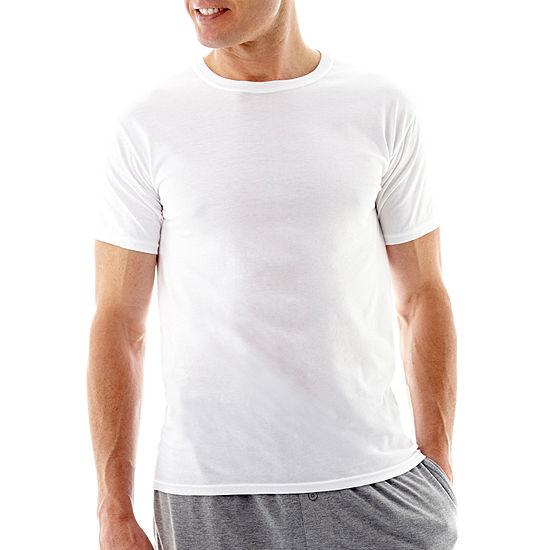 Hanes® Ultimate 3-pk. X-Temp® Comfort Cool Tagless Crewneck T-shirt
