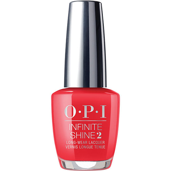 OPI Infinite Shine Cajun Shrimp Nail Polish - .5 oz.