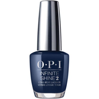 OPI Infinite Shine Russian Navy Nail Polish - .5 oz.