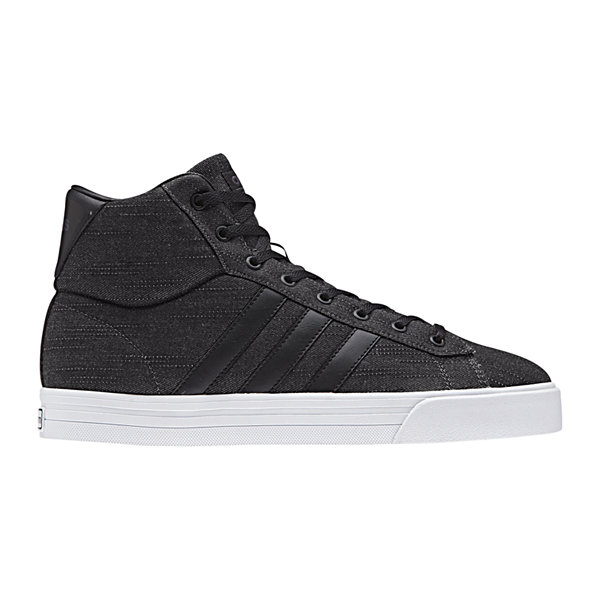 adidas cloudfoam super daily mid mens skate shoes