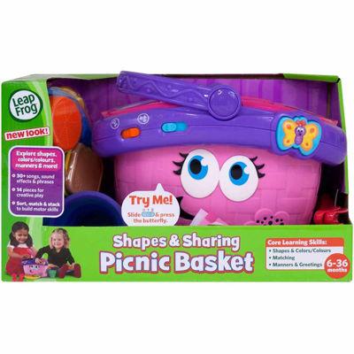 Vtech Shape & Sharing Picnic Basket