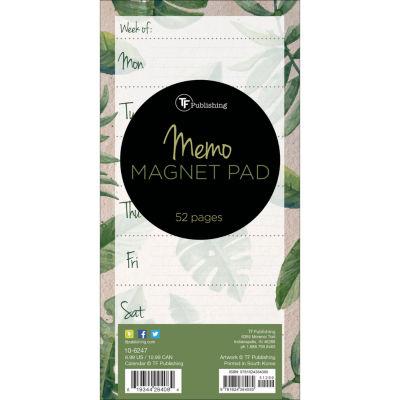 Tf Publishing Magnet Memo Pad