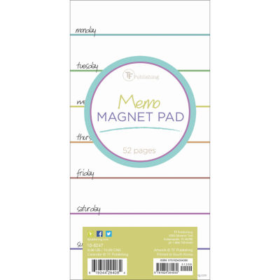 Memo Magnet Notepad