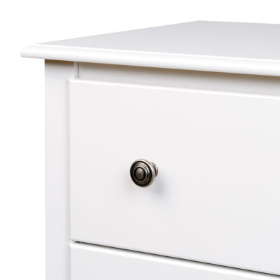 Prepac Monterey 2 Drawer Nightstand