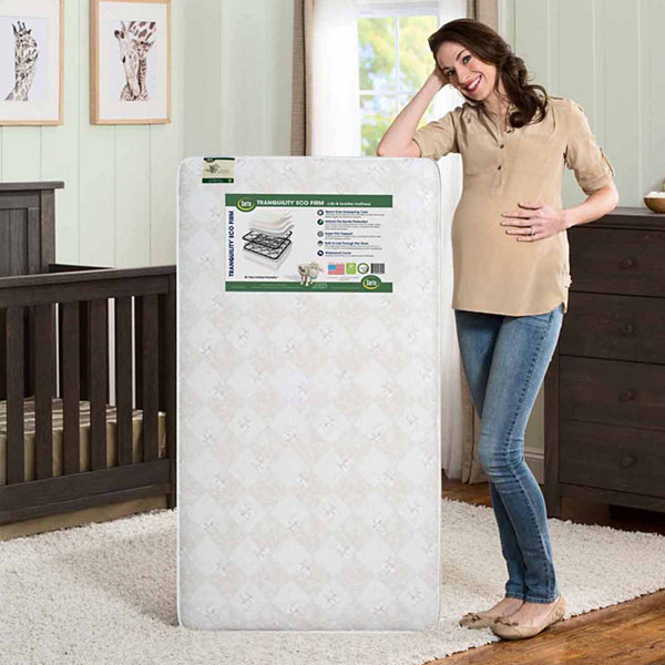 Serta Tranquility Eco Firm Crib Mattress