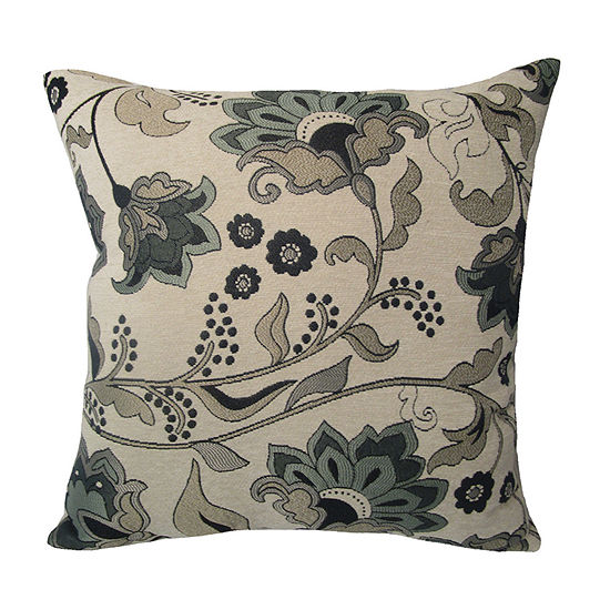 Home Fashions International Stacy Square Throw Pillow
