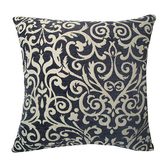 Home Fashions International Chiccanerie Square Throw Pillow